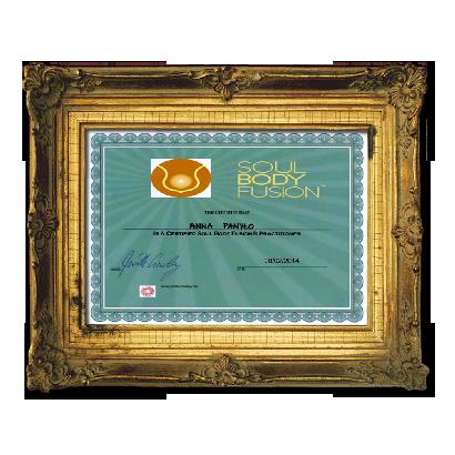 Certyfikowany praktyk Soul Body Fusion®